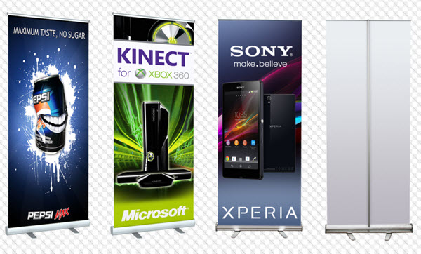 Rollup Banner - Banner cuốn